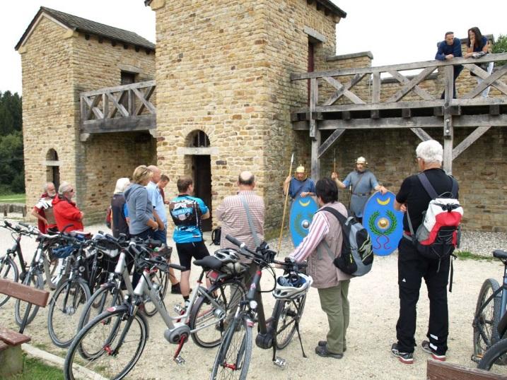 Wald-Wein-Weitblick: 5-Tages-E-Bike-Tour durch die Region Stuttgart