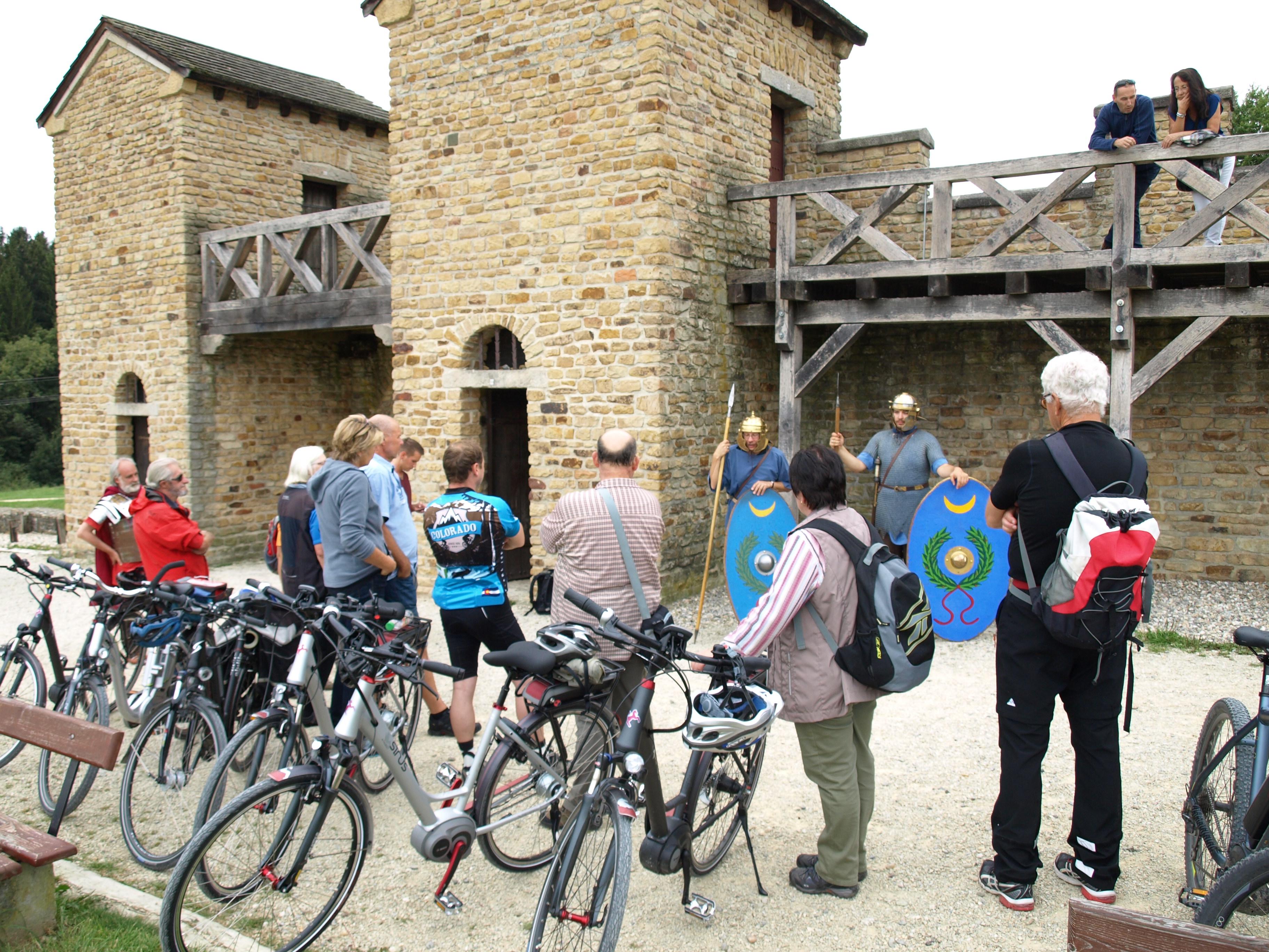6-tägige Jubiläumsradtour zum 200. Geburtstag des Fahrrads