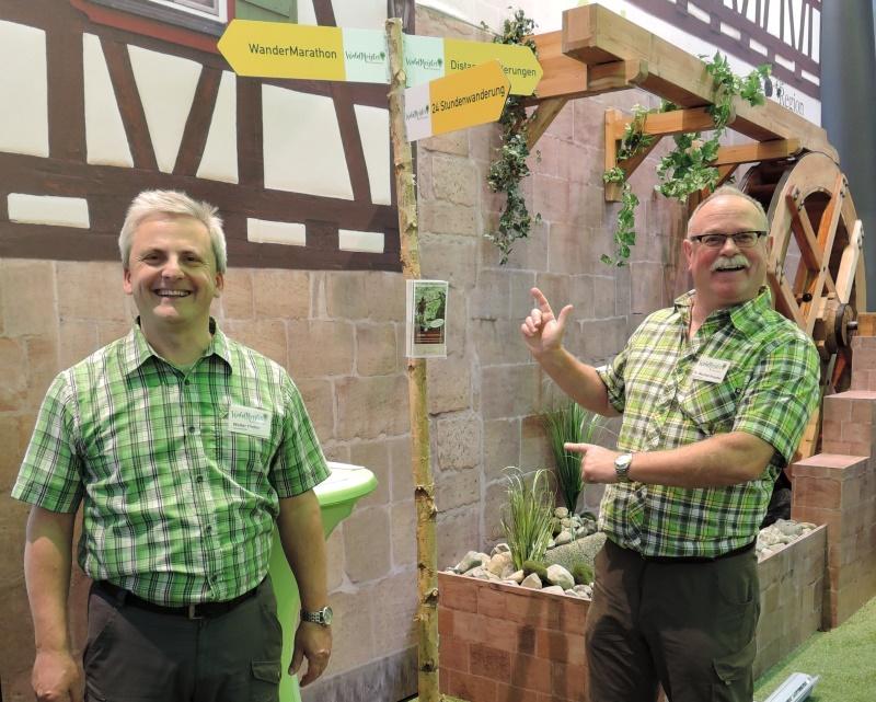 Zweiter MühlenWanderMarathon im Schwäbischen Wald