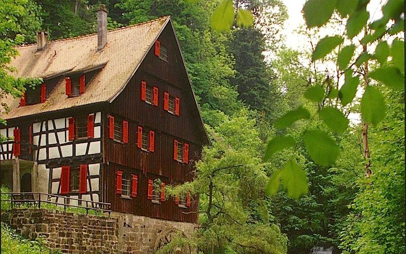 Saisonbeginn in der Klingenmühle